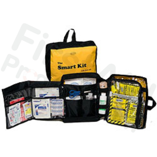 Smart Kit w/ First Aid 64 Piece