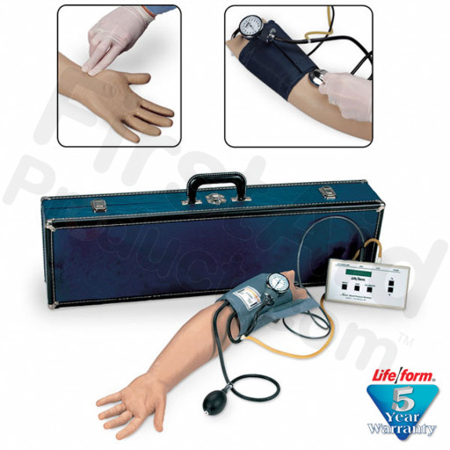 Blood Pressure Simulator