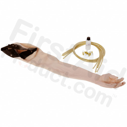 Advanced Injection Arm: Skin and Vein Replacement Kit - White