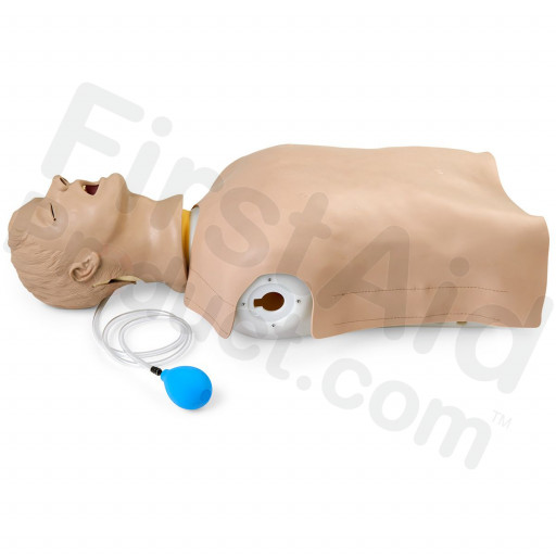 """Airway Larry"" Adult Airway Management Trainer Manikin"