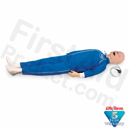 "Full Body ""Airway Larry"" Airway Manikin w/o Electronics"