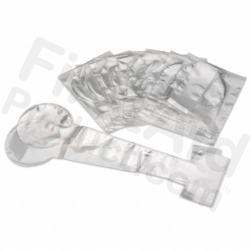 Basic Buddy Adult Lung / Mouth Bags - Pack of 100