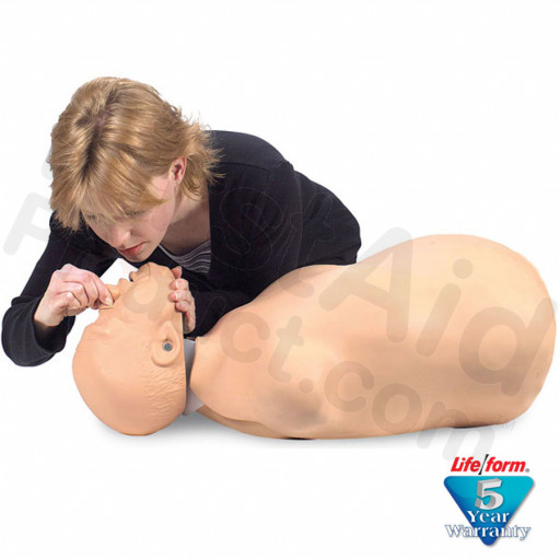 Life/form Fat Old Fred CPR Training Manikin