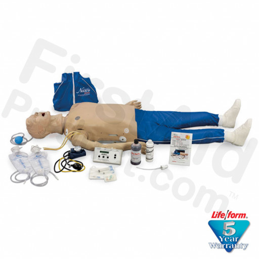 d9ff2400850 First-Aid-Product.com: Complete Adult CRiSis Manikin