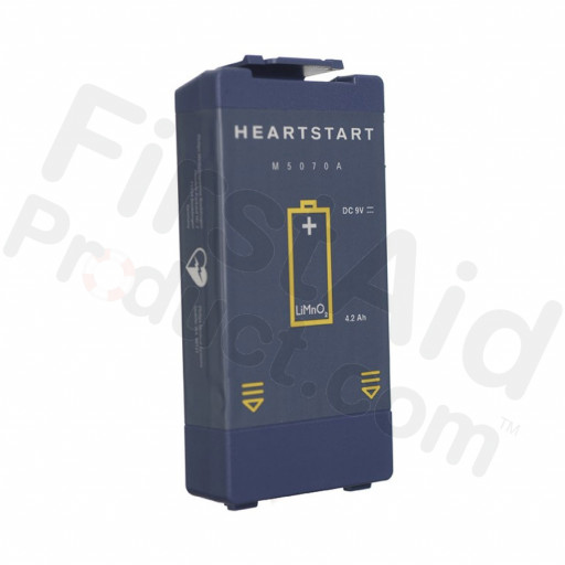 Philips FRx / OnSite / HOME AED Replacement 4-Year Battery