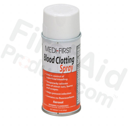 Blood Clotting Spray, 3 oz. Aerosol - 1 each