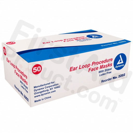 Eye Cover With Ear Loop Mask - 50 per box