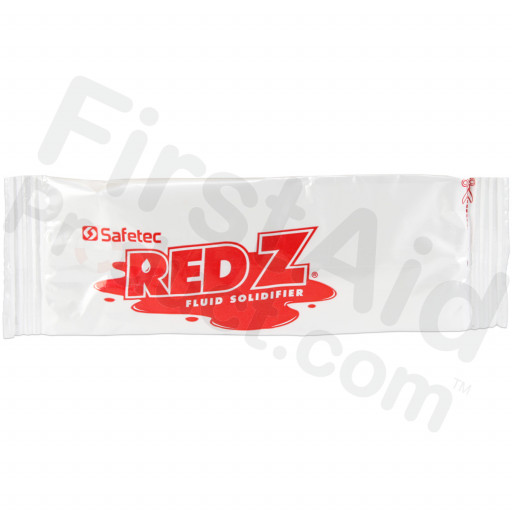 Red-Z Fluid Control Solidifier, 21 gm. - 1 each