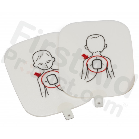Prestan Professional AED Pediatric Trainer Pads, 1 Set