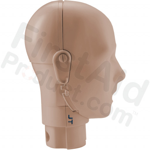 Prestan Adult Manikin Head Assembly - Medium Skin