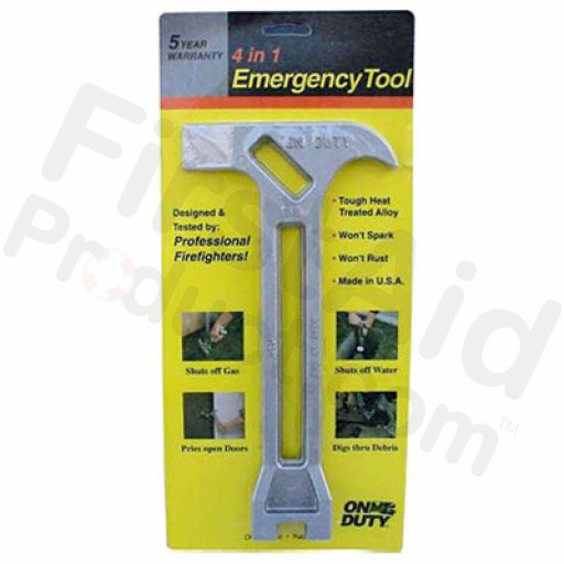 On Duty Gas & Water Shut Off Tool