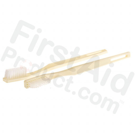 Toothbrush, Ivory Handle, 30 Tuft, 1 ea