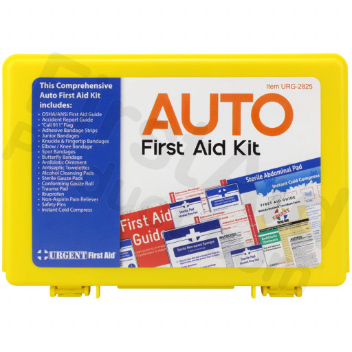 Fundraiser Auto First Aid Kit