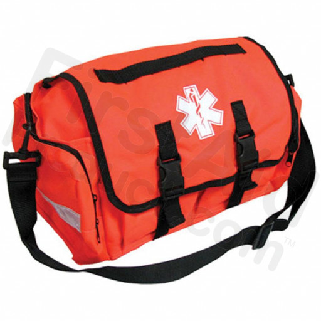 Empty First Responder Bag (On Call Bag) - Orange