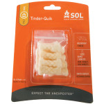 This convenient 12-pack can be used alone or as refills for Survive Outdoors Longer® kits like the Fire Lite™ Kit and Scout