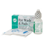 Eye Wash 1oz with 2 Sterile Eye Pads