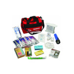 Deluxe Earthquake Preparedness Kit - 62 Pieces