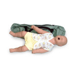 Simulaids Infant Choking Manikin with Carry Bag