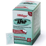 Extra Strength APAP, 100/box
