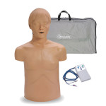 Simulaids Adam CPR Training Manikin - Light Skin - with Electronics