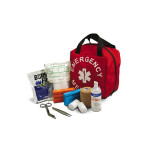 Standard Emergency Medical Kit - 93 Pieces