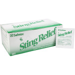 Sting Relief Wipes, 150 per box