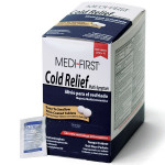 Cold Relief, 500/box