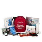 Bleeding Control Kit - Deluxe, Fabric Case