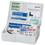 American Red Cross 43 piece Personal Plastic First Aid Kit