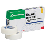 "First Aid Tape, 1/2"" - 2 per box"