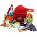 Urban Road Warrior Emergency Kit, 21 piece