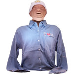 American CPR Women's Instructor Shirt, Double Extra Large
