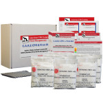 Adult, Child, Infant CPR & First Aid Training Pack for 10 Students