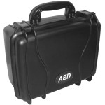 Defibtech Standard Hard Carrying Case - Black