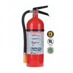 5lb Heavy Duty Plus Fire Extinguisher