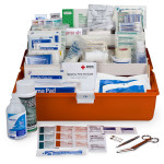 First Response First Aid Kit - Professional Grade, 272 pc