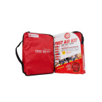 Genuine First Aid Kit Model 303 Red - 303 pieces