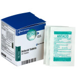 Antacid Tablets, 10 packs of 2 tablets, 20 each