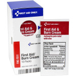 First Aid / Burn Cream Packets, 10 each