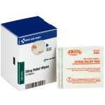 Insect Sting Relief Packets, 10 each