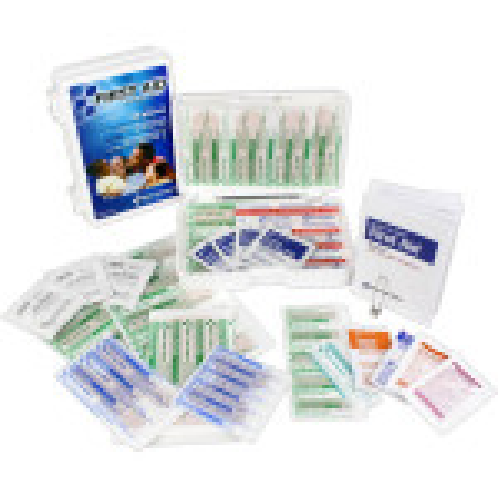All Purpose First Aid Kit, 48 pc - Medium