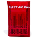 Red Mini Bandage Buddy First Aid Kit - 18 Piece