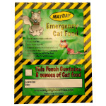 Emergency Cat Food