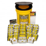 Economy Emergency Kit- 4 Person - Honey Bucket