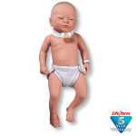 Infant Patient Education Tracheostomy Care Manikin