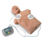 NASCO AED Trainer with Brad