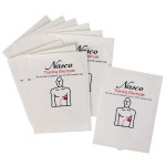 Training Pads for NASCO AED Trainer