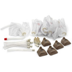 Starter Kit for Sanitary CPARLENE Basic - African