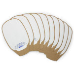 Foam Electrode Peel-Off Pads: Medtronic Physio-Control