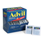 Advil Advanced Medicine for Pain - 100 per box